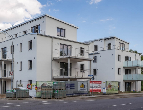 Peisserstrasse Neubau, Ingolstadt