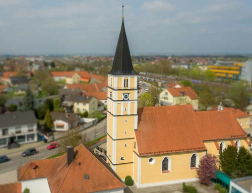 Kirche St. Salvator, Ingolstadt – Unsernherrn